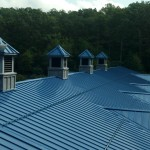 Canterbury Elementary School - Metal Roof - Snow Guards