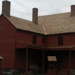 Silas Deane House Completed